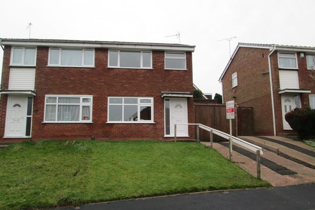 Thumbnail Terraced house to rent in Langley Crescent, Oldbury