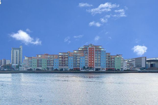 Thumbnail Property to rent in Aqua, Lifeboat Quay, Poole