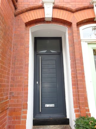 Entrance Porch of Stamford Street, Old Trafford, Manchester. M16