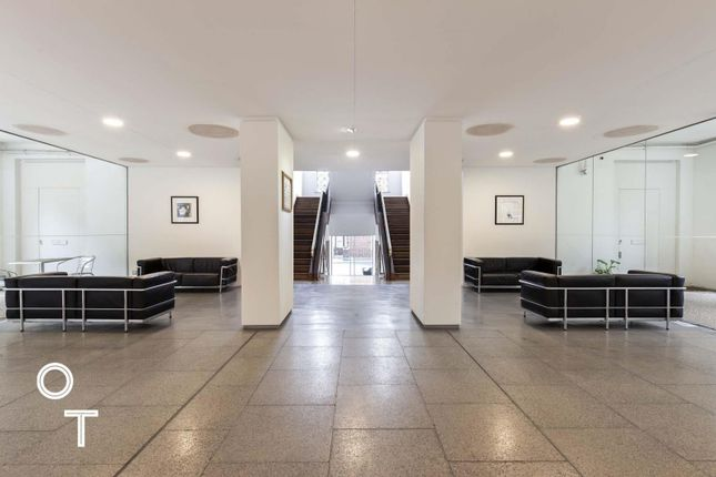 Foyer of Prince Of Wales Road, London NW5