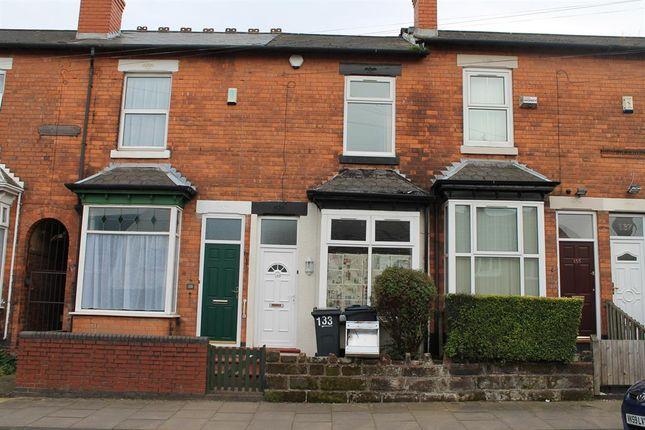 Thumbnail Terraced house to rent in Farnham Road, Handsworth, Birmingham