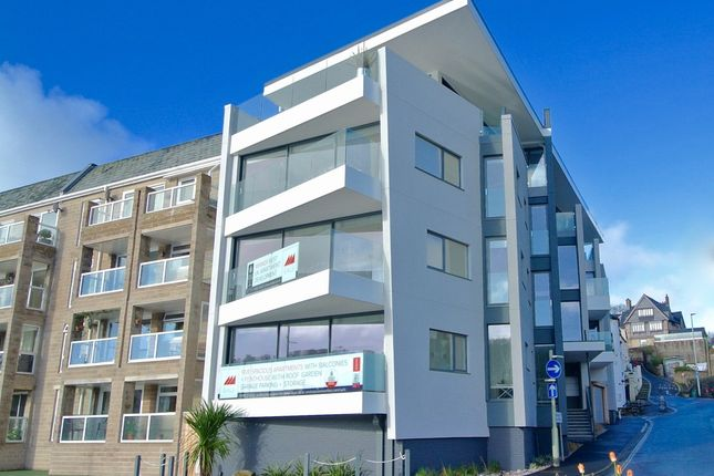 Thumbnail Flat for sale in Sails, College Way, Dartmouth, Devon
