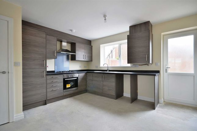 Kitchen Area of Warrington Road, Platt Bridge, Wigan WN2