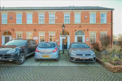 Thumbnail Office for sale in 19 St. Marys Place, Bury, Greater Manchester