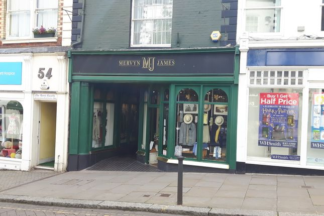 Thumbnail Retail premises for sale in Broad Street, Ross On Wye