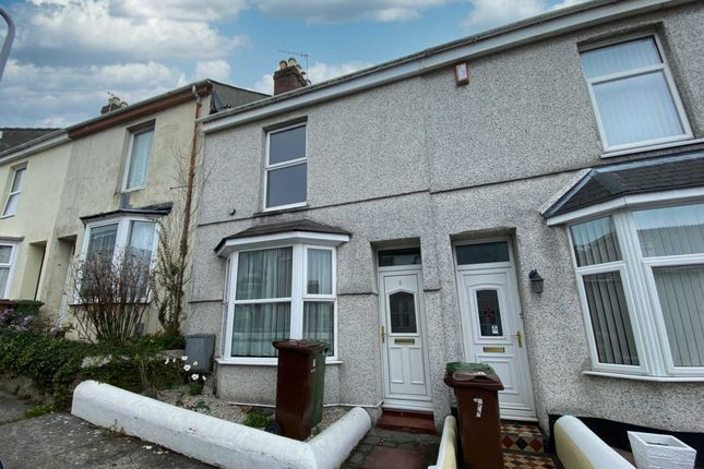 Thumbnail Terraced house to rent in Harbour Avenue, Plymouth