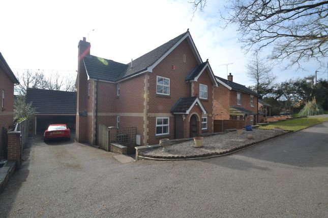 Thumbnail Detached house to rent in Daggons Road, Alderholt, Fordingbridge