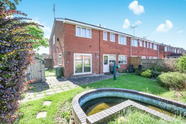 Thumbnail End terrace house for sale in John Mcguire Crescent, Binley, Coventry, West Midlands