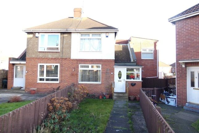 Thumbnail Semi-detached house to rent in Curren Gardens, Gateshead