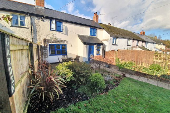 Thumbnail Terraced house for sale in Twitchen, Holcombe Rogus, Wellington, Devon