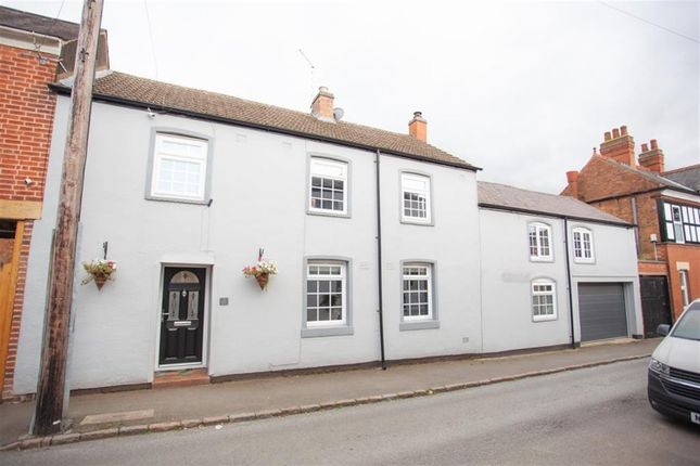 Thumbnail Property for sale in Baker Street, Lutterworth, Leicestershire