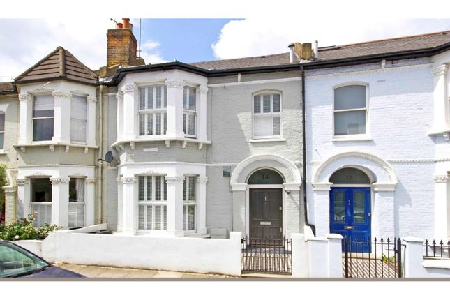 Thumbnail Terraced house for sale in Lavender Sweep, Battersea