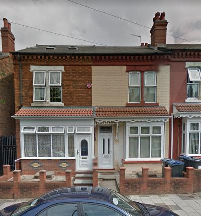 Thumbnail Terraced house for sale in Ellesmere Road, Alum Rock, Birmingham, West Midlands