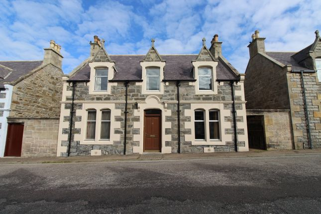 Thumbnail Detached house for sale in Stuart Street, Portessie, Buckie