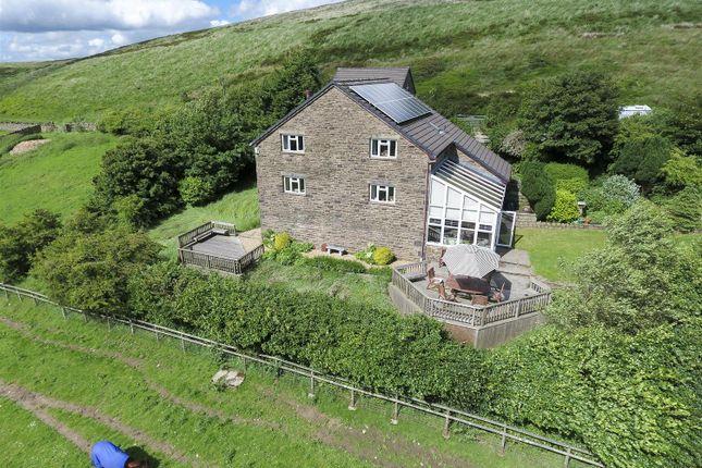 Thumbnail Farmhouse for sale in Higher Duxbury Fold Farm, Long Hey Lane, Pickup Bank, Darwen