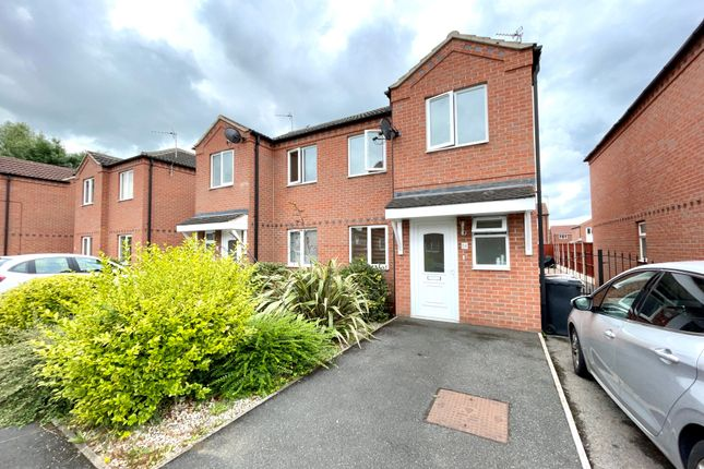 3 bed semi-detached house to rent in Hoselett Field Road, Long Eaton NG10
