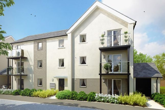 Thumbnail Flat for sale in Amesbury Road, Longhedge, Salisbury