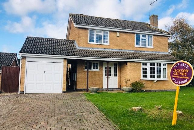Thumbnail Detached house for sale in Ashmore, Long Buckby, Northampton