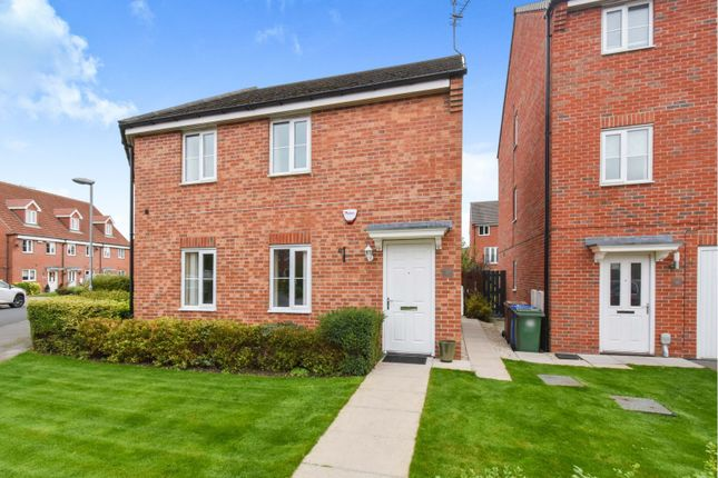 2 bed flat for sale in Kingscroft Drive, Brough HU15