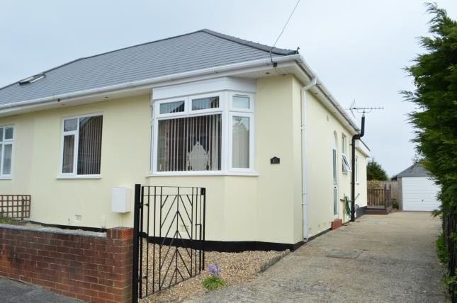 Thumbnail Bungalow for sale in Acton Road, Bournemouth