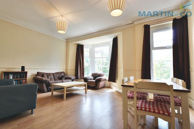 Thumbnail Flat to rent in Oakfield Street, Roath, Cardiff