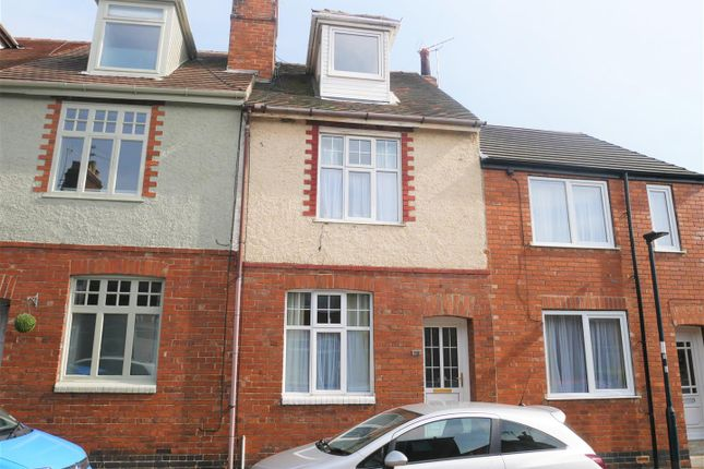 Thumbnail Terraced house to rent in Montague Street, York