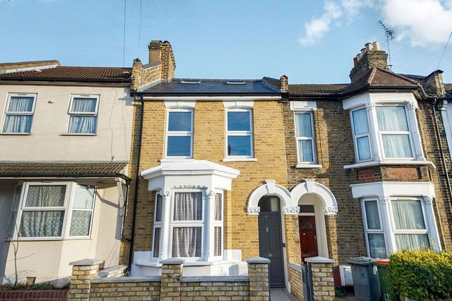 Thumbnail Terraced house for sale in Caistor Park Road, London