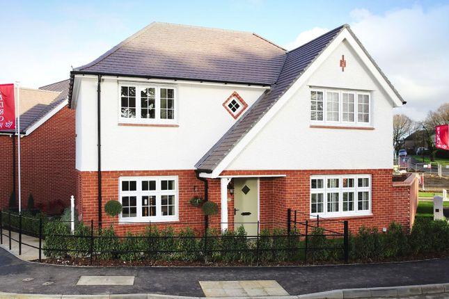 Thumbnail Detached house for sale in Archers Park, Staplehurst Road, Sittingbourne, Kent