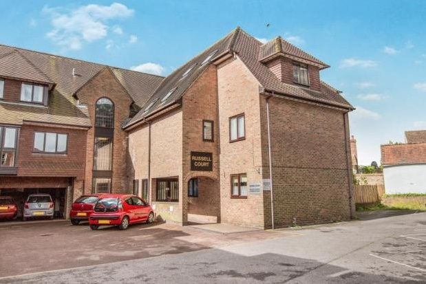 Thumbnail Flat to rent in Russell Court, Midhurst