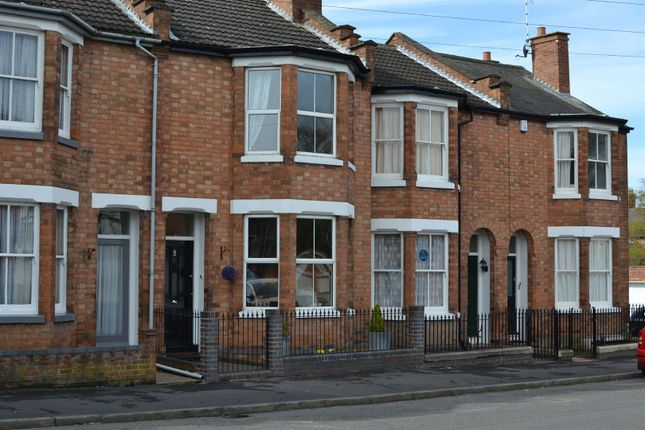 Thumbnail Terraced house to rent in 5, Campion Road, Leamington Spa