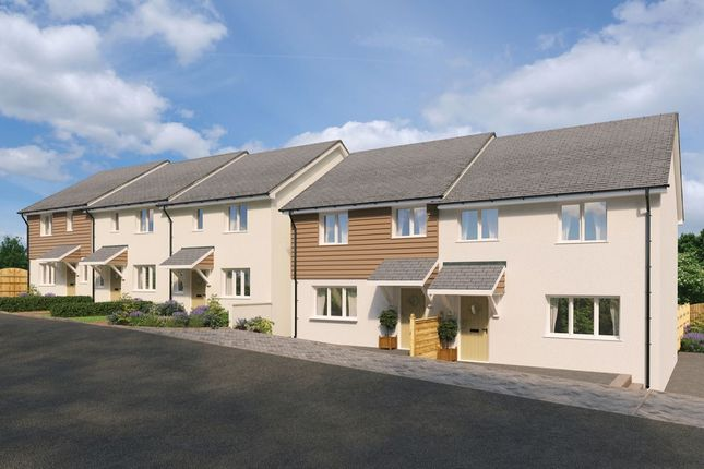 Thumbnail Semi-detached house for sale in The Boscowen Parc-An-Bre Drive, St. Dennis, St. Austell