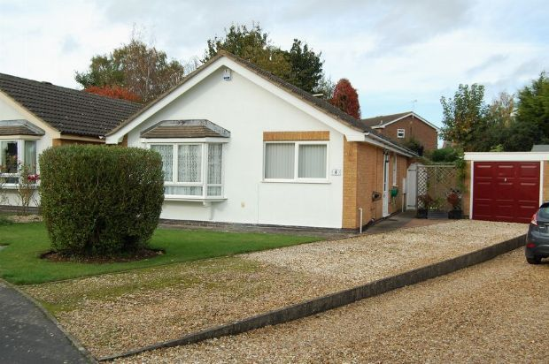 Thumbnail Detached bungalow to rent in Phillips Way, Long Buckby, Northants