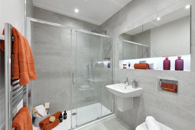 Show Apartment of Brompton Gardens, London Road, Ascot, Berkshire SL5