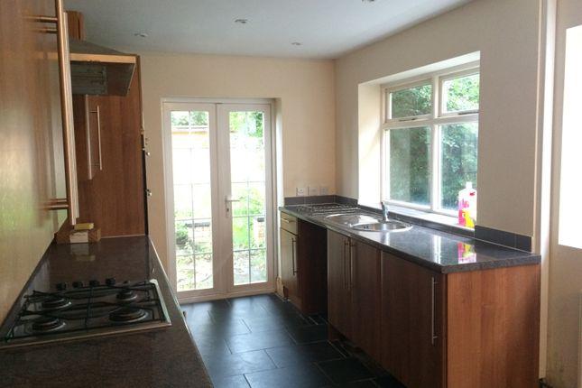 Thumbnail Terraced house to rent in Queens Road, Erdington, Birmingham