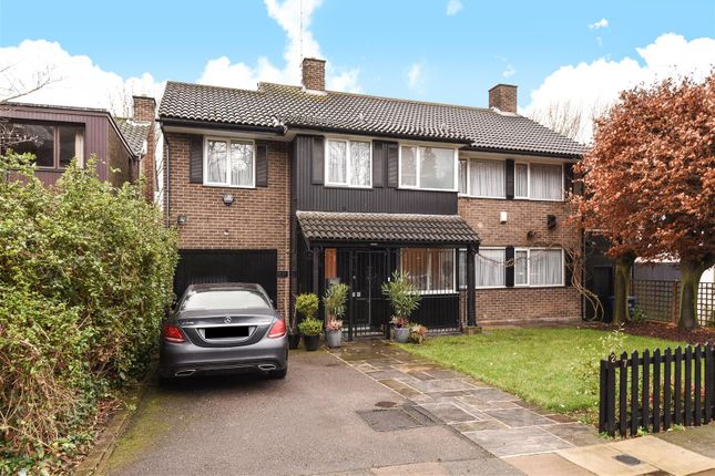 4 bed detached house for sale in West Heath Gardens, Hampstead