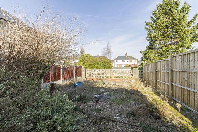 Thumbnail Land for sale in Barker Lane, Brampton, Chesterfield