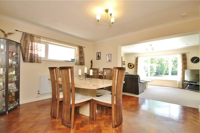 Dining Room of Spinney Hill, Addlestone, Surrey KT15