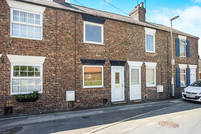 Thumbnail Terraced house to rent in Hailgate, Howden, Goole