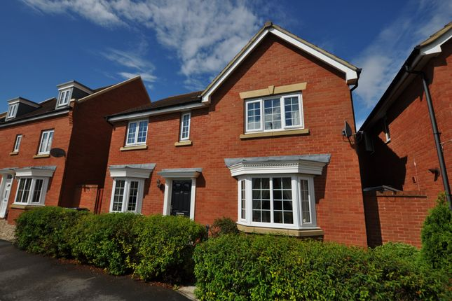 Thumbnail Property to rent in Valley Gardens Kingsway, Quedgeley, Gloucester