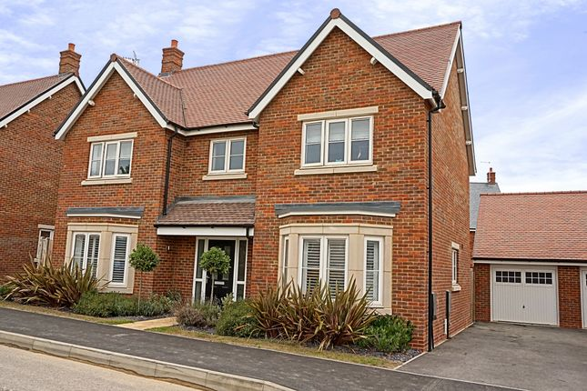 Thumbnail Detached house for sale in Terlings Avenue, Gilston, Harlow