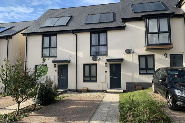 Thumbnail Terraced house to rent in Radar Road, Plymouth