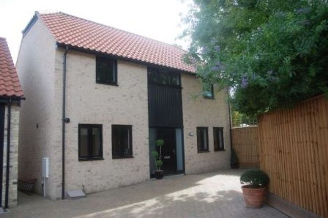 Thumbnail Detached house to rent in Frogmore, Exning, Newmarket