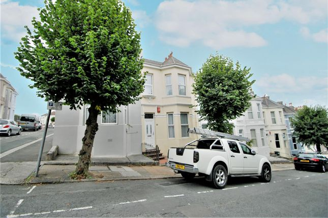 Thumbnail Terraced house for sale in Seymour Avenue, Lipson, Plymouth