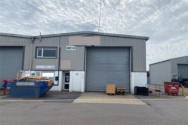 Thumbnail Light industrial to let in Littlehampton Marina, Ferry Road, Littlehampton, West Sussex