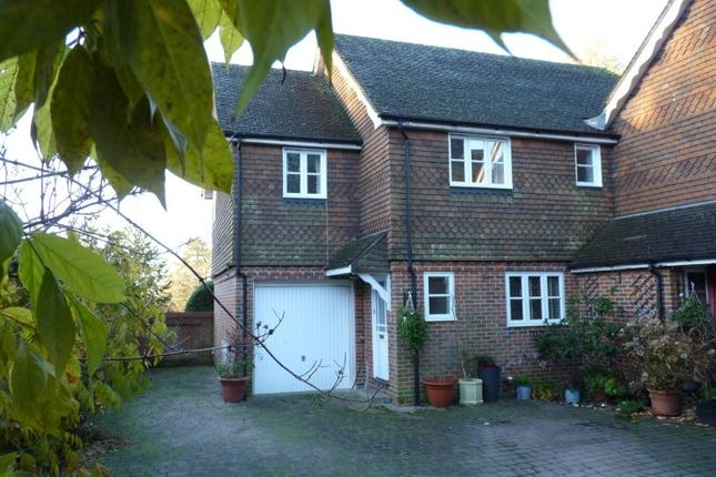 Thumbnail End terrace house to rent in Crossways Road, Grayshott, Hindhead