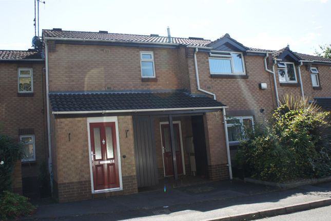 Thumbnail Flat for sale in Stephenson Court, Glenfield, Leicester