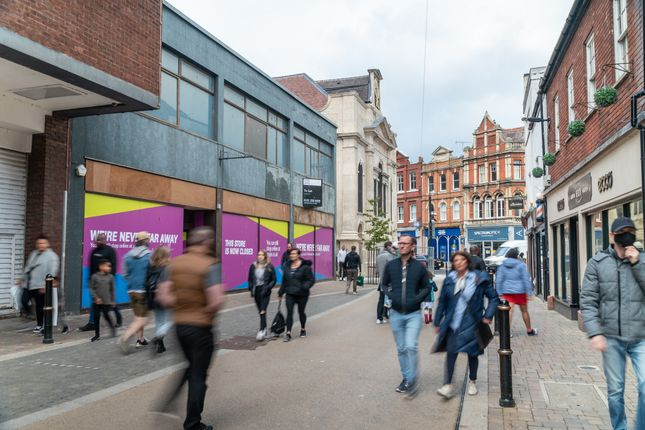 Thumbnail Retail premises for sale in The Shambles, Worcester