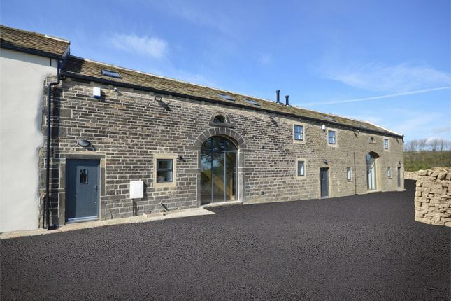 Thumbnail Mews house for sale in Butterworth Hill, Outlane, Huddersfield, West Yorkshire