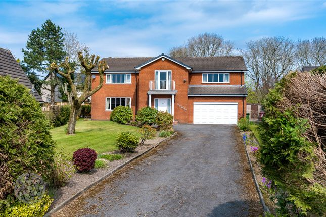 Thumbnail Detached house for sale in Bank Side, Westhoughton, Bolton, Greater Manchester