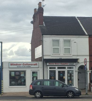 Thumbnail Retail premises for sale in High Road, Balby